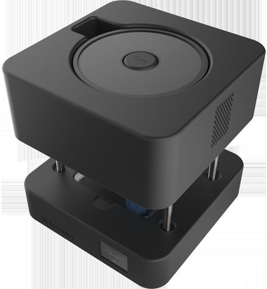 6 Formon Core desktop 3D printer top 1-compress